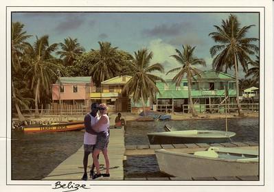 2001-4 Caye Caulker,Belize Zebras