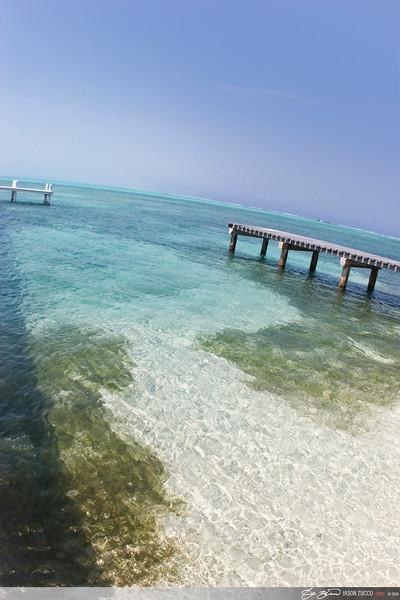Lighthouse Caye.