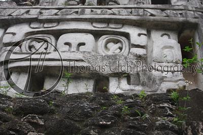 Xumantunich Ruins. Belize.