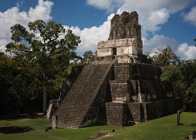 Templo Dos, Tikal Guatemala