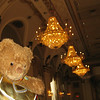 The Chateau Frontenac's ballroom... shall we dance?