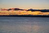 Sunrise across the Bay of Quinte.