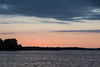 Sky before sunrise over the Bay of Quinte 2016 October 6th.