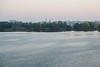 Belleville after sunrise from near Rossmore.