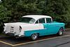 Alberta licence plate X-229 1955 Chevrolet.
