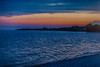 Sunset from Rotary Beach in Wellington 2018 August 3. Pseudo HRD efx dark.