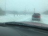 Photo by Denise Lantz taken in Orillia around 12 noon on Highway 12.