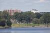 View towards Belleville General Hospital