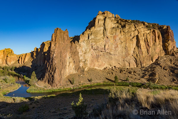 Bend Lakes and Smith Rock