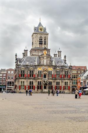 Delft, 2012