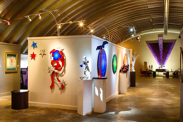 Benini Gallery and Sculpture Ranch - Johnson City, TX