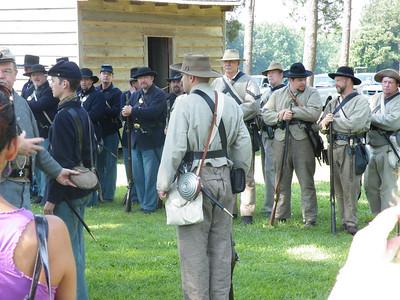 Bentonville Battlefield