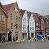 Building architectures in Bergen, Norway.
