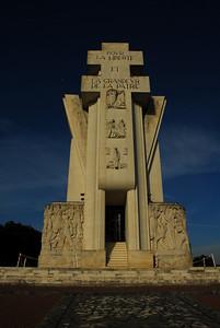 French resistance memorial,Chasseneuil-sur-Bonnieure.