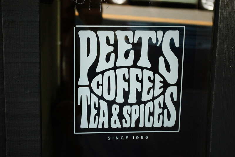 <b>Peet's Coffee - original location - Where the coffee revolution began (1966)</b> <br>Berkeley, CA <br> <i>More history:</i>  Back in 1970, Starbucks co-founder Jerry Baldwin worked at the original Berkeley location of Peet's. When Baldwin and his buddies Zev Siegel and Gordon Bowker decided to open their own coffee shop in Seattle in 1971, they bought all their raw beans from Alfred Peet.  <i>source: http://www.mentalfloss.com</i>