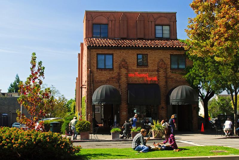 <b>the French Hotel</b> <br>Berkeley, CA