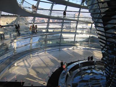 Kuppel Reichstagsgebäude