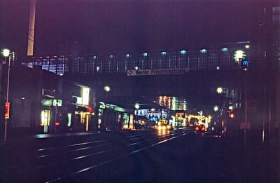 S-Bahnbrücke, Friedrichstraße.