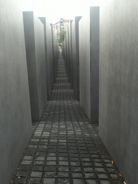 Memorial for the murdered Jews.