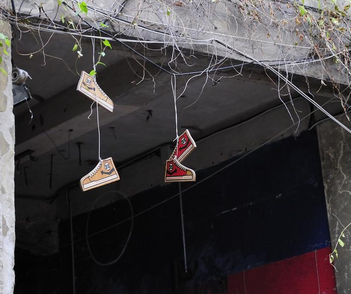 2013-12-10. Trä-skor. Berlin [DEU]