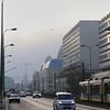2013-12-13. Dimbanken rullar in. Berlin [DEU]
