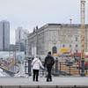 2013-12-11. Handmålare i full aktion. Berlin [DEU]