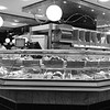 One of the gorgeous counters at the food court section of the iconic KaDeWe department store.