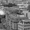 City views from the dome of the Berlin Cathedral.