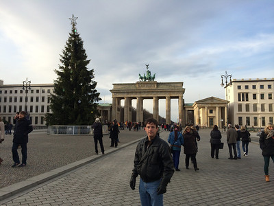 Brandenburger Tor - the Brandenburg Gate