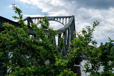 Bridge of Spies. Bridge of Spies[1] is an upcoming 2015 American historical action spy thriller film directed by Steven Spielberg.  http://en.wikipedia.org/wiki/Bridge_of_Spies_%28film%29