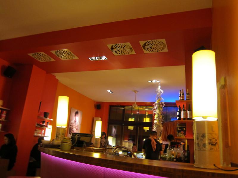 Mr. Vuong's Vietnamese Restaurant.