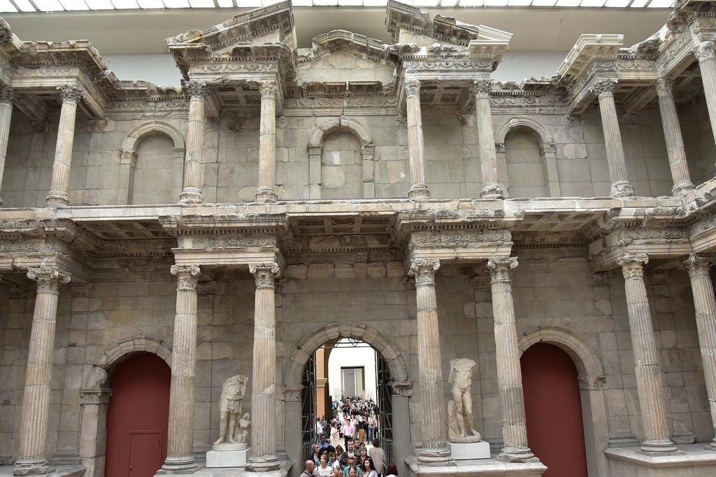 Roman Market Gate