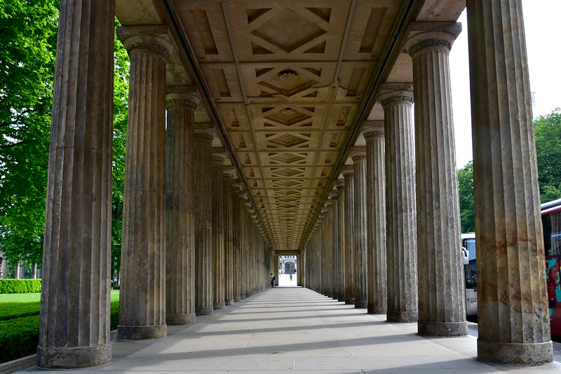 Colonnade on Museum Island