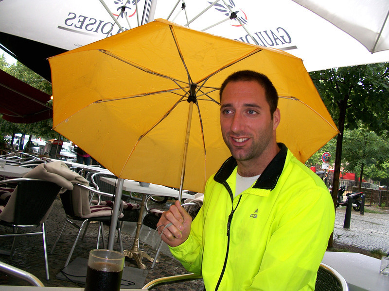 double umbrella protection for Brian