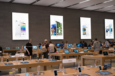 Berlin Apple Store