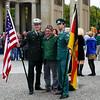 Veckan efter maran firades 20-årsminnet av Tysklands återförening 1990