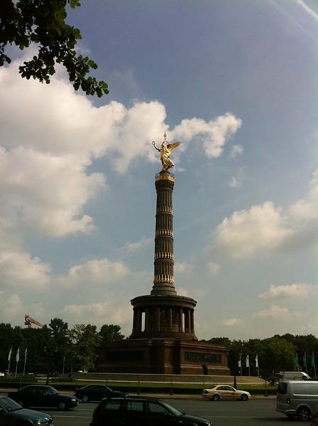 Siegessäule (the Victory Column)