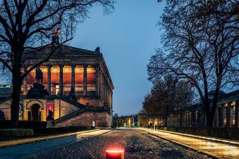 Berlin Alte National Galerie