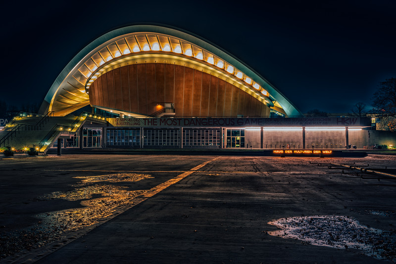 Berlin Haus der Kulturen der Welt