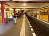 "Berlin-Potsdam, Germany.  August 2017.  The Berlin U-Bahn, short for Untergrundbahn, ""underground railway"".  Subway.  <br /> <a href=""https://en.wikipedia.org/wiki/Berlin_U-Bahn"">https://en.wikipedia.org/wiki/Berlin_U-Bahn</a>"