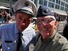 "Berlin-Potsdam, Germany.  August 2017.  Berlin, Checkpoint Charlie.  Me, wearing my original Air Force hat, having my picture taken at the tourist reproduction of the Checkpoint.<br /> <a href=""http://military.wikia.com/wiki/Checkpoint_Charlie"">http://military.wikia.com/wiki/Checkpoint_Charlie</a><br /> <a href=""https://en.wikipedia.org/wiki/Checkpoint_Charlie"">https://en.wikipedia.org/wiki/Checkpoint_Charlie</a><br /> <a href=""http://www.history.com/news/8-things-you-should-know-about-checkpoint-charlie"">http://www.history.com/news/8-things-you-should-know-about-checkpoint-charlie</a><br /> <a href=""https://www.pinterest.com/pin/196258496233255407/"">https://www.pinterest.com/pin/196258496233255407/</a>"