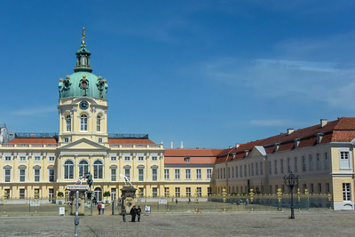 Charlottenburg Royal Palace