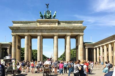 Berlin, Potsdam, Worlitz