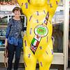 Paula & Berlin Bear