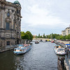 River Spree at Museum Island