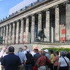 Bus tour at Altes Museum