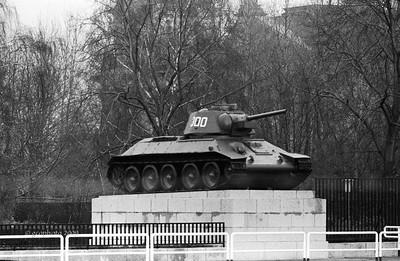 Russian Memorial, 1978