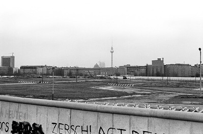 Berlin Wall, 1978