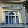 Window detail in Jugendstil