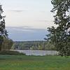 Lake and park